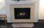171 SW Hwy 101,, UNIT 217, Lincoln City, OR 97367 - Fireplace