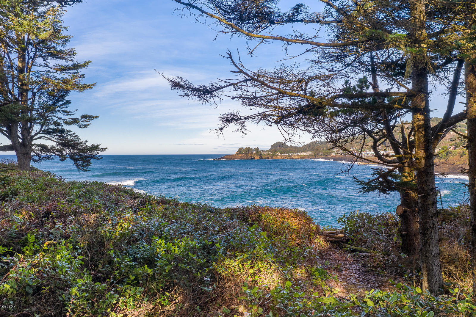 TL 100/200 Cliff St, Depoe Bay, OR 97341 - What a Gorgeous View