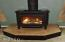 1173 NW Tawn Mar Dr, Seal Rock, OR 97376 - Cozy Gas Stove