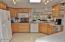 1173 NW Tawn Mar Dr, Seal Rock, OR 97376 - right Kitchen w/Island