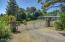 11668 SE Ash St, South Beach, OR 97366 - Gated driveway