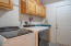 11668 SE Ash St, South Beach, OR 97366 - Laundry room w/sink