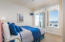 5045 NW Jetty Ave, Lincoln City, OR 97367 - Ocean view bedroom