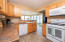 1345 NW Harbor Ave, Lincoln City, OR 97367 - Kitchen with view looking NW