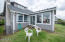 1345 NW Harbor Ave, Lincoln City, OR 97367 - NW side of home