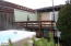 1722 NW Abbey Ct, Waldport, OR 97394 - Back Deck & Hot Tub