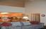 301 Otter Crest Dr, #112-113 1/12th Share, Otter Rock, OR 97369 - Living to kitchen