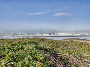 TL 1600 NW Colorado St, Yachats, OR 97498 - View from Lot
