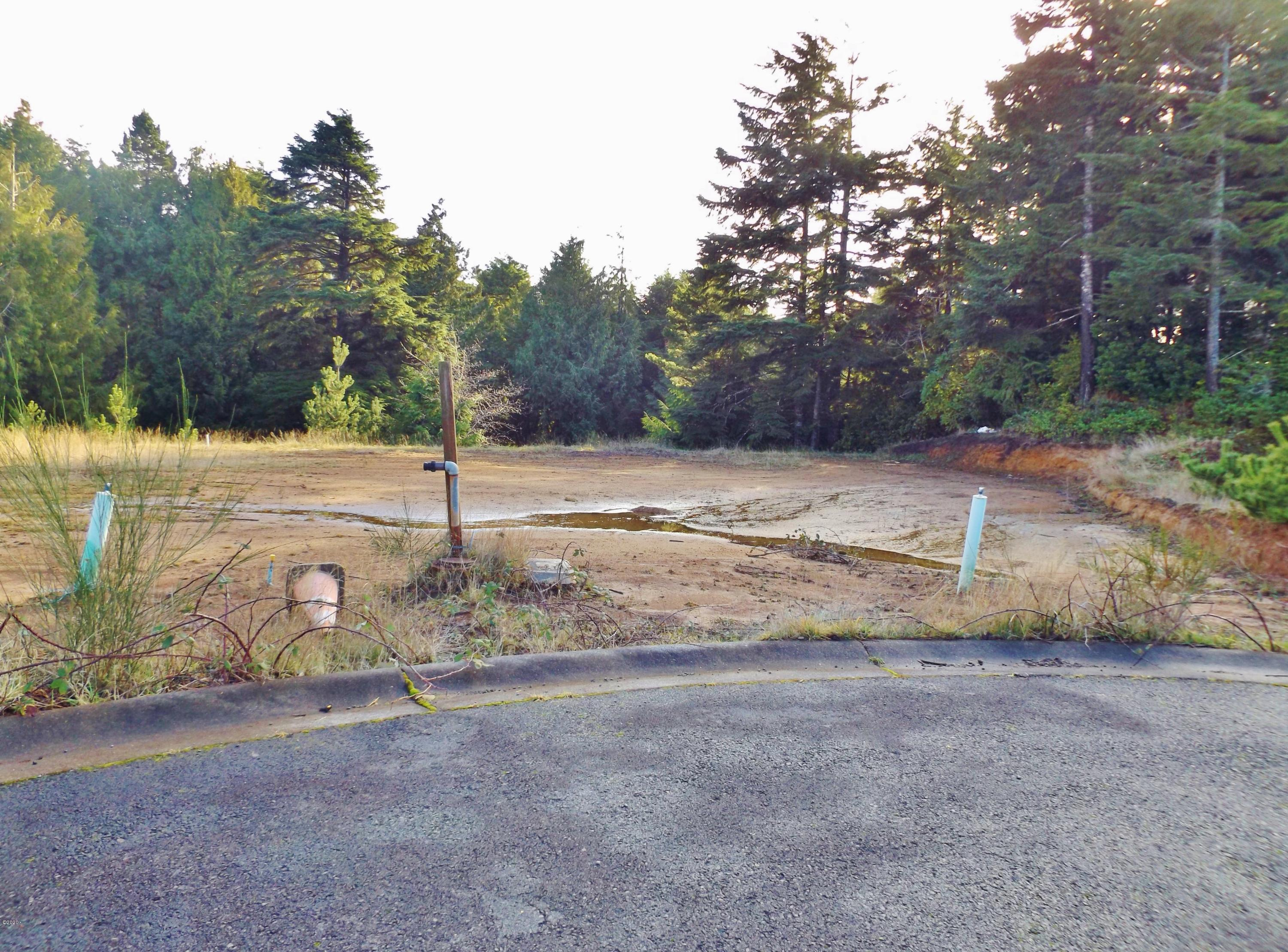 TL. 9800 SW Wedge Ct., Waldport, OR 97394 - Land And Sea Lot 20 MLS pic