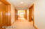 3132 NE Cascara Ct, Lincoln City, OR 97367 - Master Hall with Two Closets