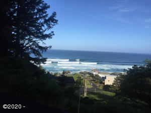 50 E Windy Way, Yachats, OR 97498 - View from living room