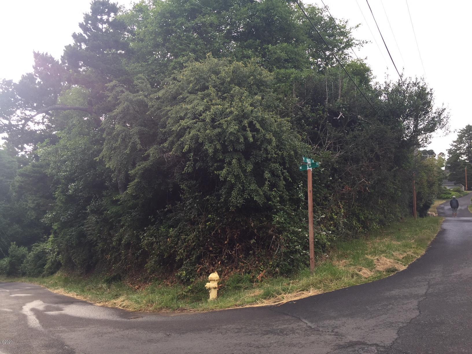 699 NE Mast Ave, Lincoln City, OR 97367 - Corner lot