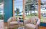 20 Koho Loop, Yachats, OR 97498 - Living room view