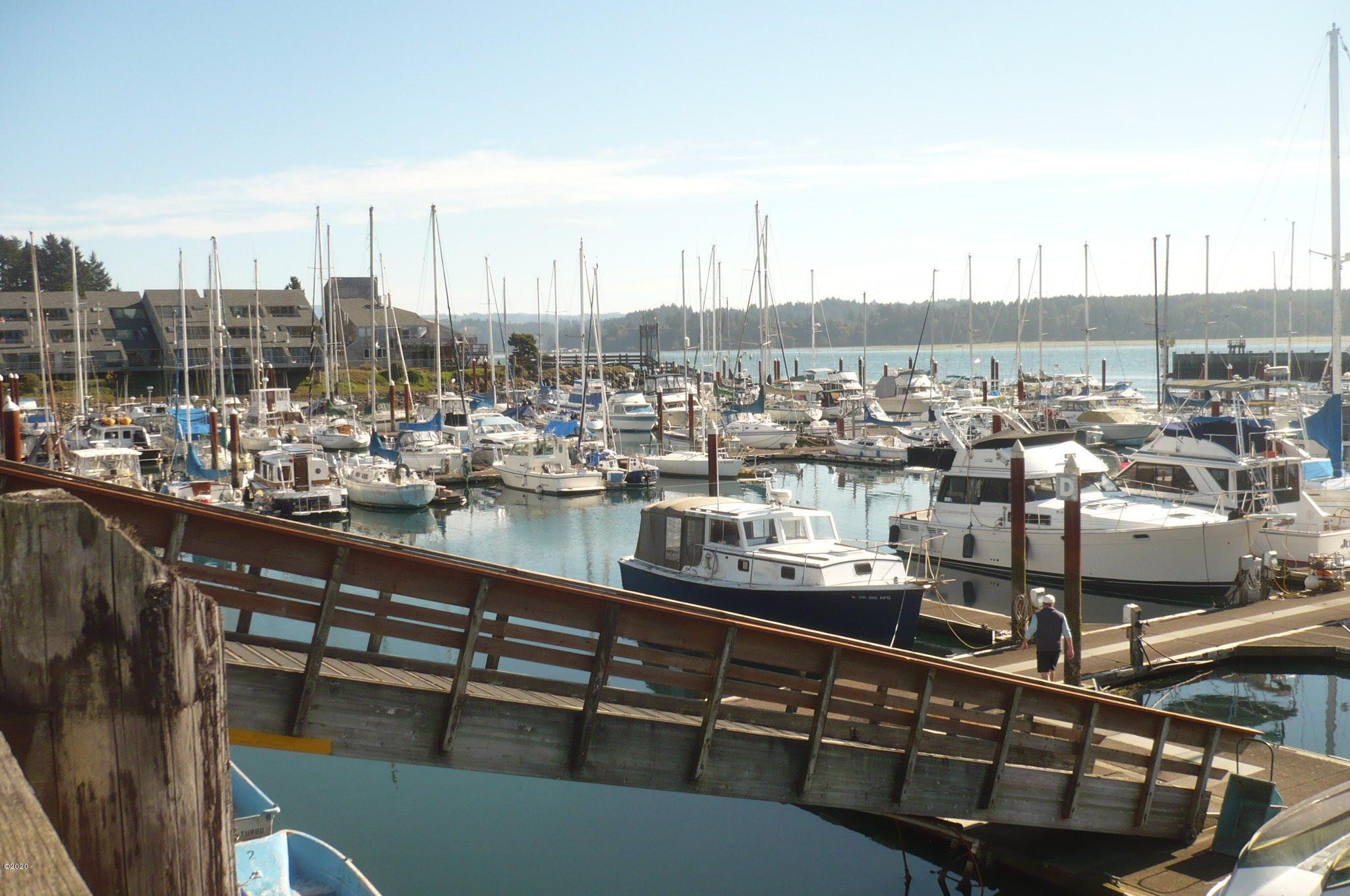 , Newport, OR 97365 - Marina Area