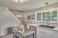 1841 NW 39th St, Lincoln City, OR 97367 - Kitchen & Stairs