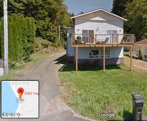 4283 Yaquina Bay Rd, Newport, OR 97365 - front 4plex