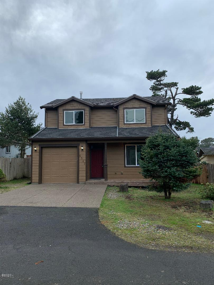 6547 SW Harbor Ave, Lincoln City, OR 97367 - hARBOR fRONT