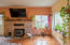 9191 NW Seal Rock St, Seal Rock, OR 97376 - Living room