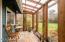 9191 NW Seal Rock St, Seal Rock, OR 97376 - Covered porch
