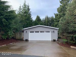 New roof, garage door, lights, and exterior paint.