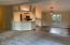 4291 SE Inlet Ave, Lincoln City, OR 97367 - Living Room to Dining and Kitchen