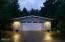 4291 SE Inlet Ave, Lincoln City, OR 97367 - Nighttime