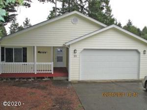 55 Beaver Ct, Lincoln City, OR 97367 - Front