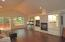 55 Beaver Ct, Lincoln City, OR 97367 - Gas Fireplace insert