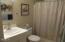 55 Beaver Ct, Lincoln City, OR 97367 - Hallway Bath