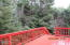 55 Beaver Ct, Lincoln City, OR 97367 - Deck with stairs down