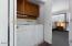 20 NW Sunset St., M-1, Depoe Bay, OR 97341 - Utility Closet