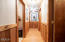4756 SE Us-hwy 101, Lincoln City, OR 97367 - Hallway to Bedroom