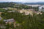 1502 NW Oceanview Dr, Waldport, OR 97394 - Drone with bridge view