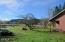 1687 Moonshine Park Rd, Logsden, OR 97357 - Side yard with raised beds