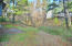 5930 Palisades Dr, Lincoln City, OR 97367 - Back Yard and Creek