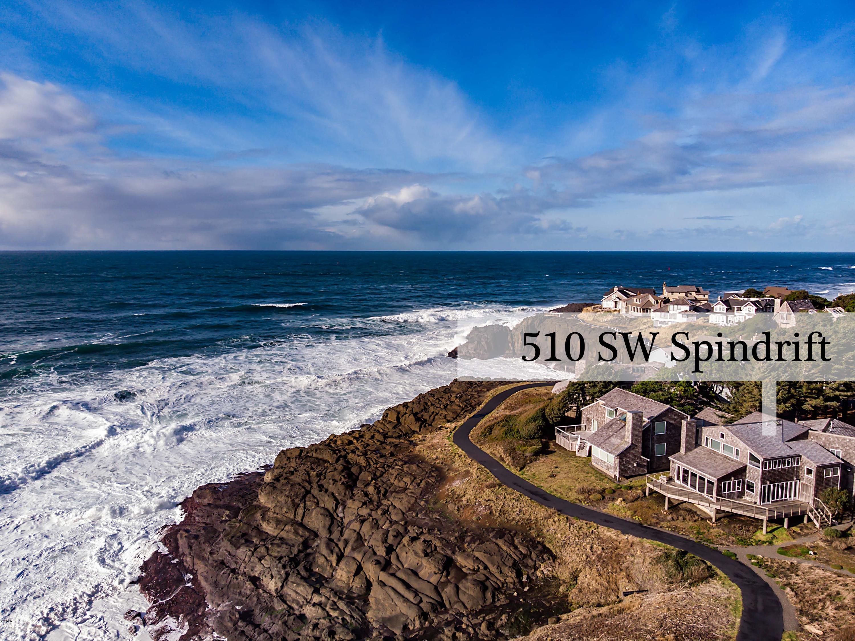 510 SW Spindrift, Depoe Bay, OR 97341 - Oceanfront wonder: 510 SW Spindrift