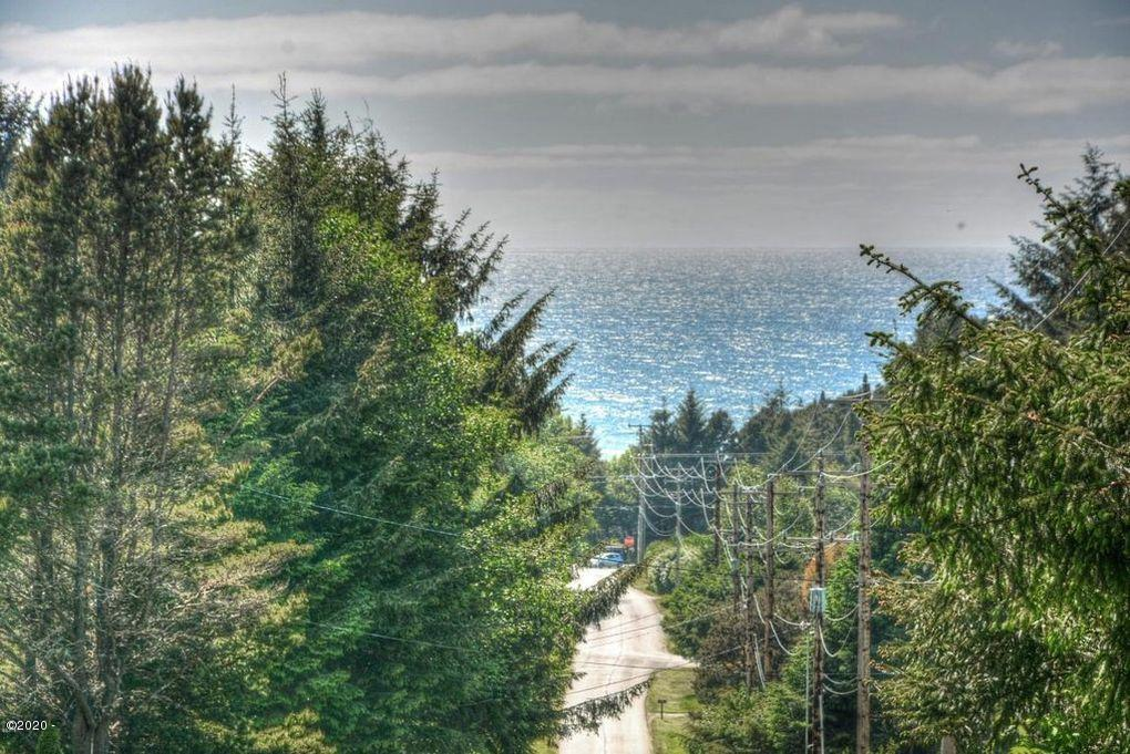 1201 NE Eastline Rd, Yachats, OR 97498 - View lot 1201