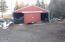753 Forest Rd, Otis, OR 97368 - 44x74 Pole barn