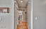 1727 SE 8th St, Lincoln City, OR 97367 - Hallway to Bedrooms