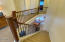 6980 Flicker Dr SE, Salem, OR 97306 - Stairwell to the Bedrooms