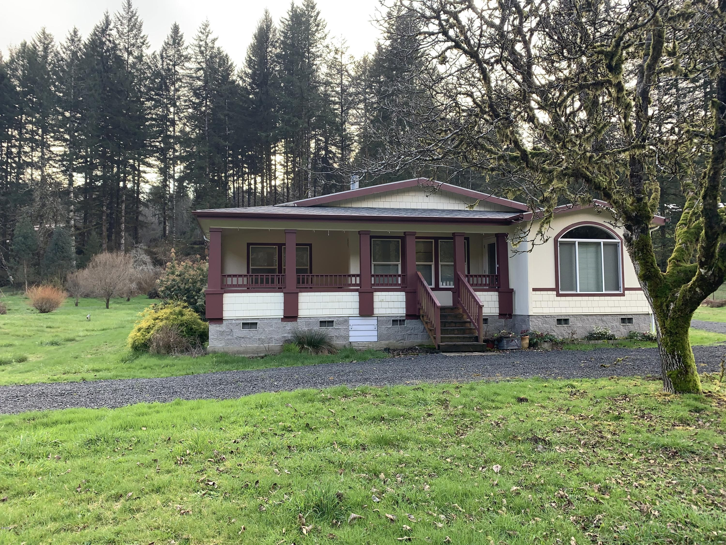 138 E Thissell Rd, Tidewater, OR 97390