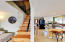 931 SW 50th St, Lincoln City, OR 97367 - Custom staircase