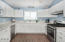 17 Williams Ave, Depoe Bay, OR 97341 - Kitchen - View 1