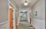 5310 NE Port Ln, Lincoln City, OR 97367 - 2nd Floor / Front Door Hallway