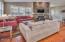 5310 NE Port Ln, Lincoln City, OR 97367 - 3rd Floor Living Room