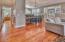 5310 NE Port Ln, Lincoln City, OR 97367 - 3rd Floor Dining Room & Hallway