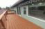85 NW 33rd Pl, C, Newport, OR 97365 - Upper deck w/awning