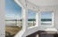 1110 NW 8th Ct., Lincoln City, OR 97367 - Master suite #1 views