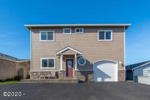 3221 NW Keel Ave., Lincoln City, OR 97367 - Handsome Exterior