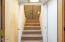 444 NE Beech St, Toledo, OR 97391 - Stairs to Upper Level Outside